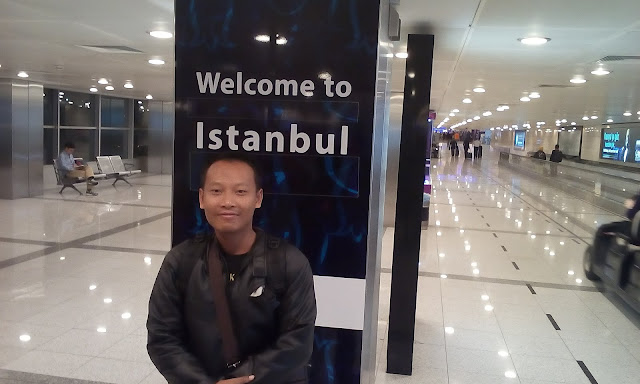 Pengalaman Menggunakan Maskapai Turkish Airline | Perjalanan Menuju Turki Menggunakan Pesawat Turkish Airlines