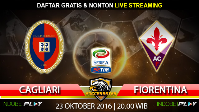 Prediksi Cagliari vs Fiorentina 23 Oktober 2016 (Liga Italia)