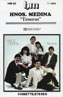 Hermanos Medina-Tesoros-