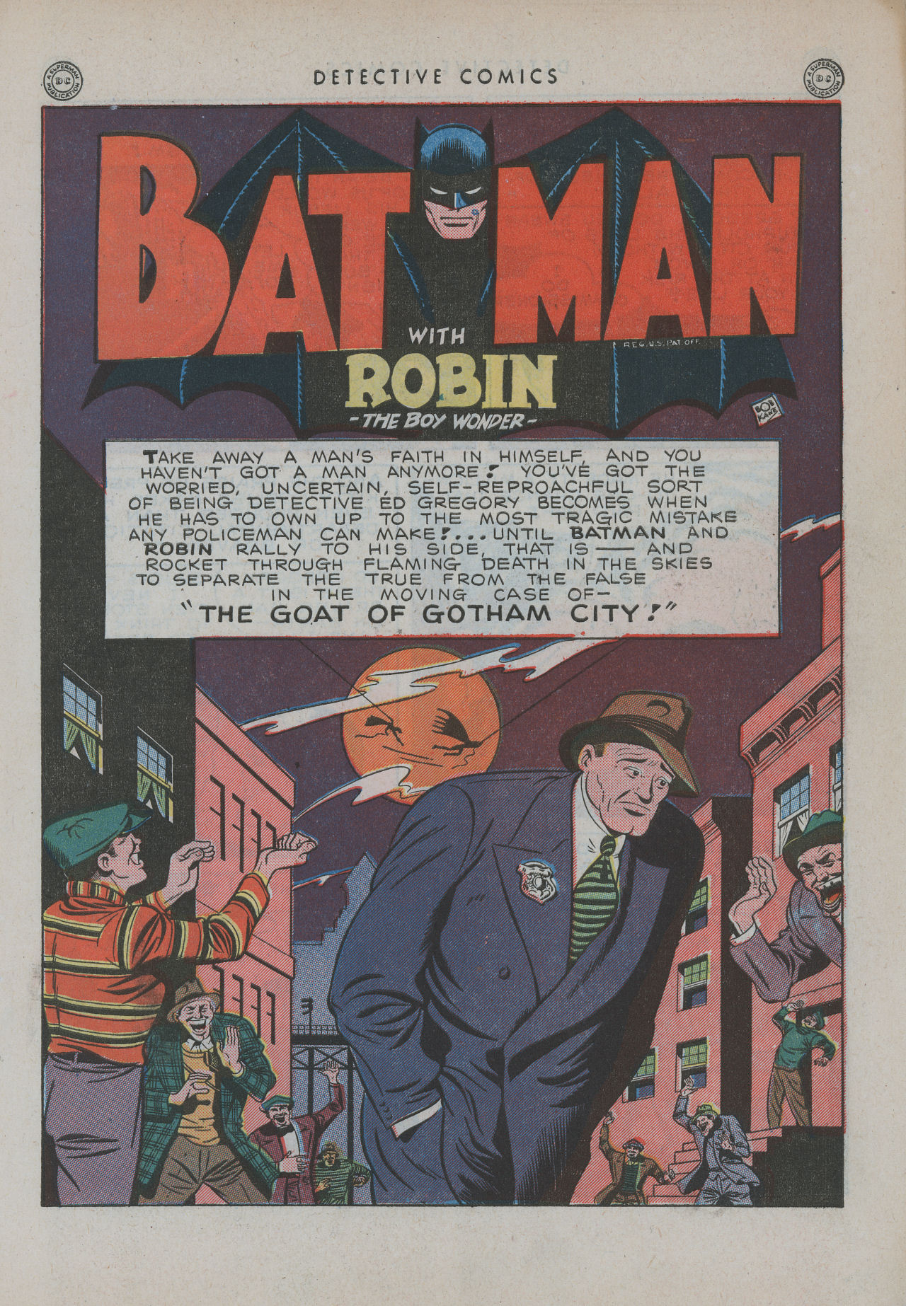 Read online Detective Comics (1937) comic -  Issue #108 - 3