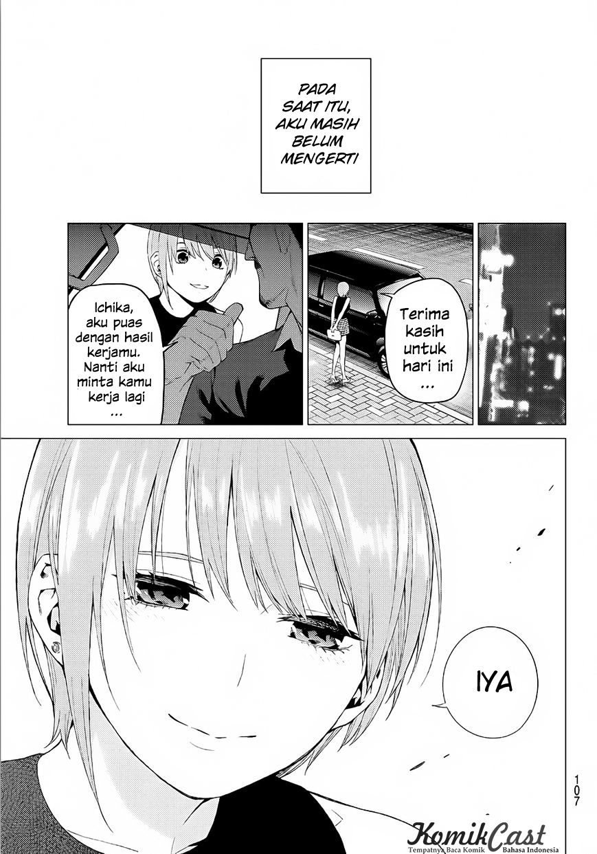 Baca Manga Go-toubun No Hanayome Chapter 5 Bahasa Indonesia