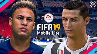 FIFA 19 Lite Android Offline 300 MB Patch DLS HD Graphics