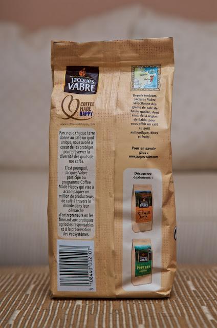 Café Moulu Terroir de Bahia Jacques Vabre