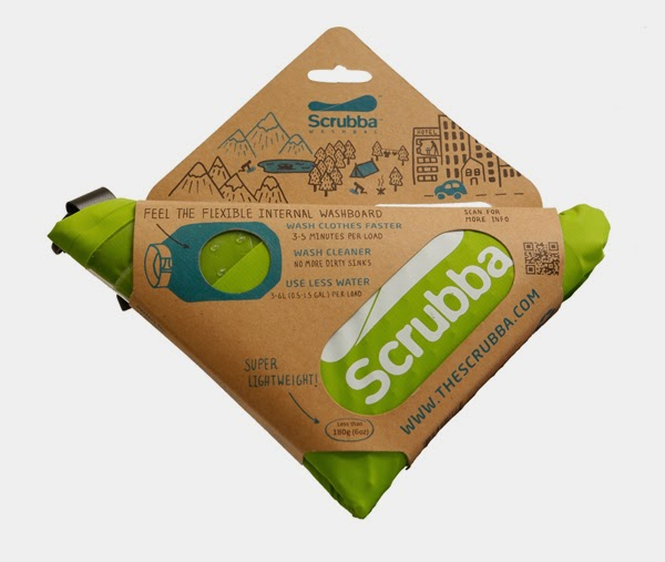 scrubba for camping