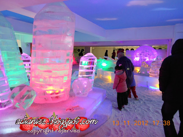 i-City, SHAH ALAM snowalk & outdoor fun park