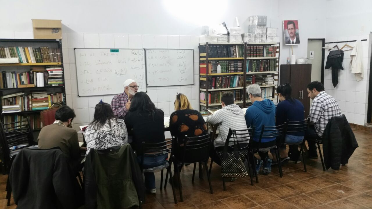 casa muslim Casa is a special program within the ali for advanced students of arabic  for  example, because auc observes both christian and muslim religious holidays,.