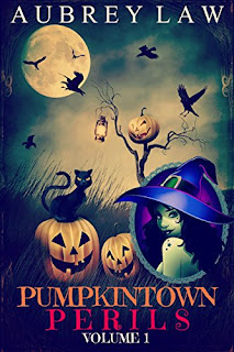 Pumpkintown Perils: A Cozy Mystery Collection by Aubrey Law