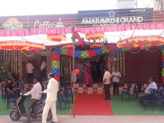 AMARAVATHI GRAND RESTAURANT TIRUPATI