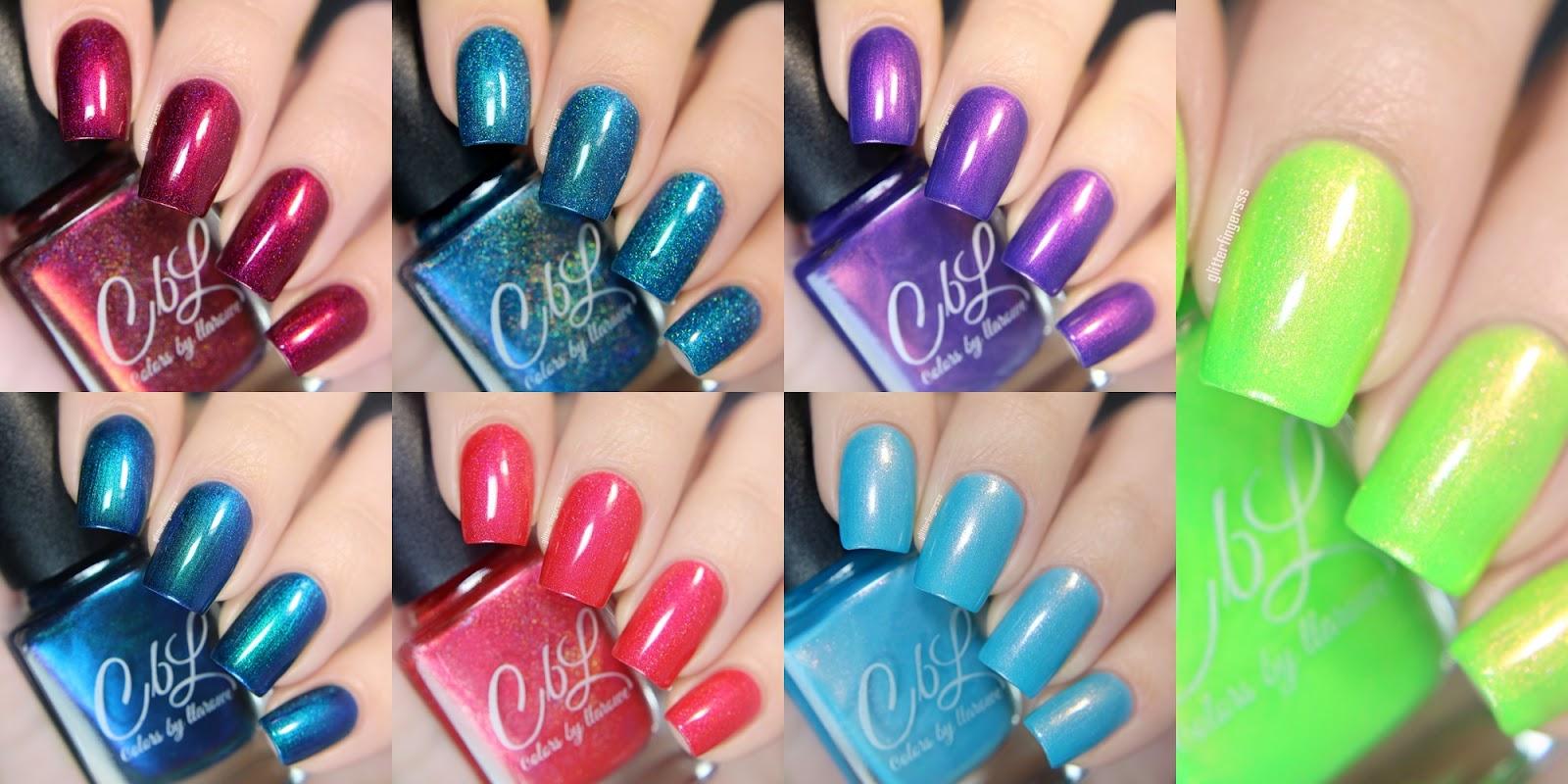 Colors By Llarowe Spring Summer 2017 Glitterfingersss