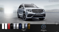 Mercedes AMG GLS 63 4MATIC 2018 màu Bạc Diamond 988