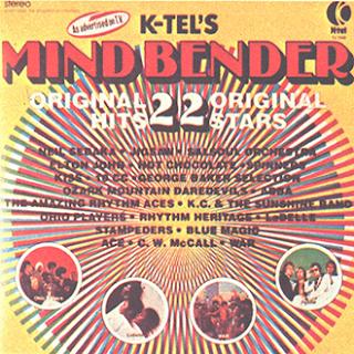 V. A. - Mind Bender (1976)