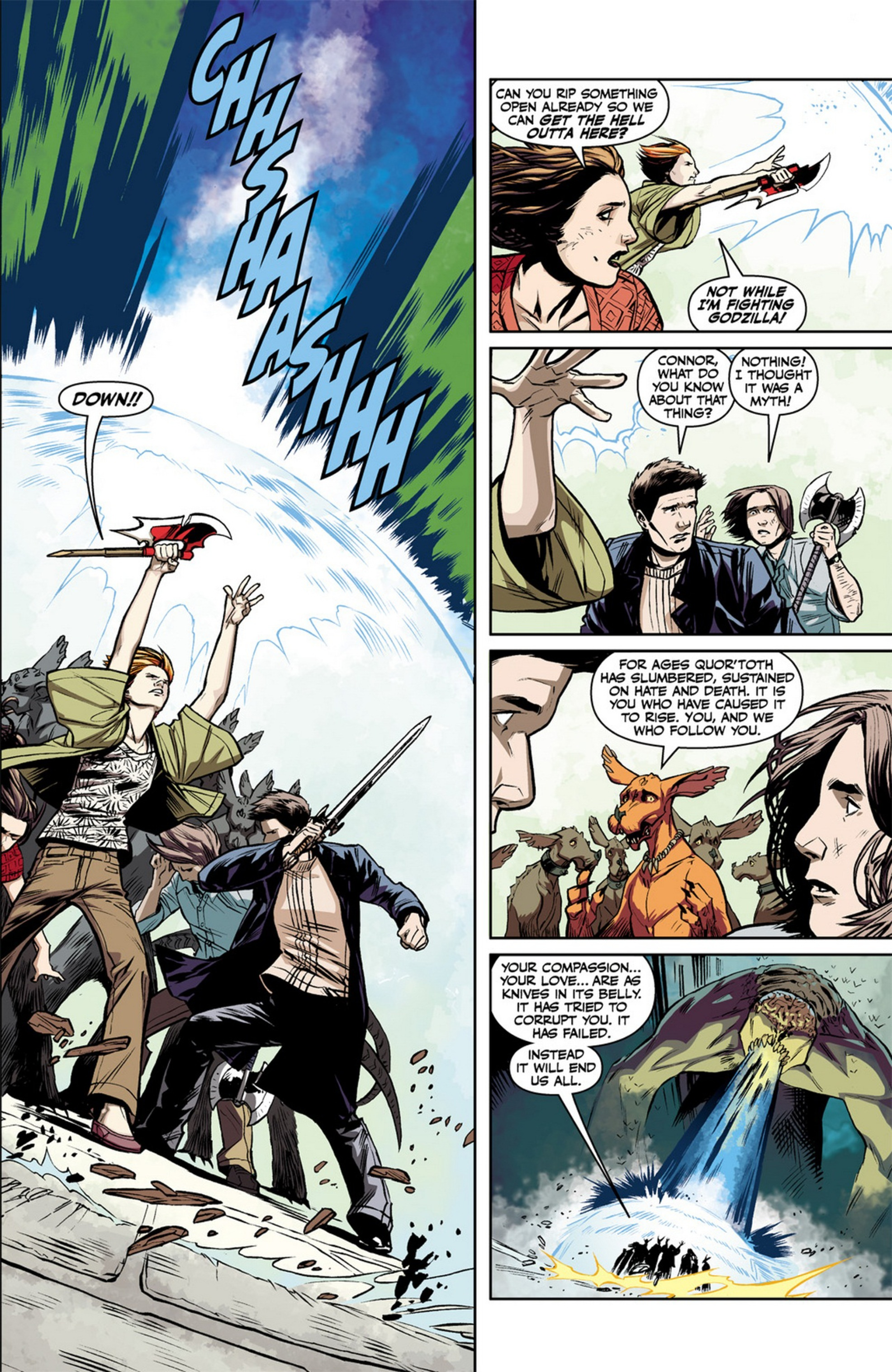 Angel and Faith issue 13 - Page 18
