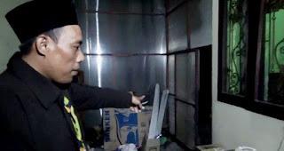 Ditinggal Tarawih, Rumah Mewah Disatroni Maling
