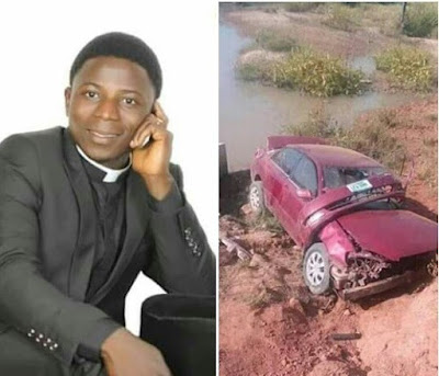 Catholic Priest Dies After Celebrating One Year Of Priesthood