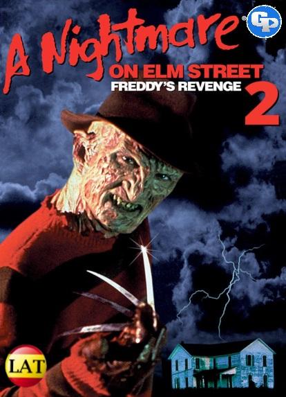 Pesadilla En Elm Street 2: La Venganza De Freddy (1985) LATINO