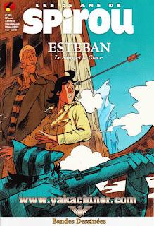 Esteban le sang et la gloire