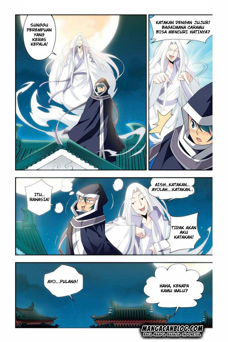 Battle Through Heaven Chapter 18-6