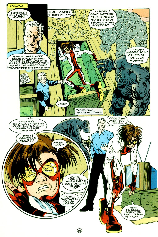 Read online Impulse Plus comic -  Issue # Full - 18