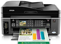 Epson WorkForce 615 Drivers Printers Download & Wireless Setup