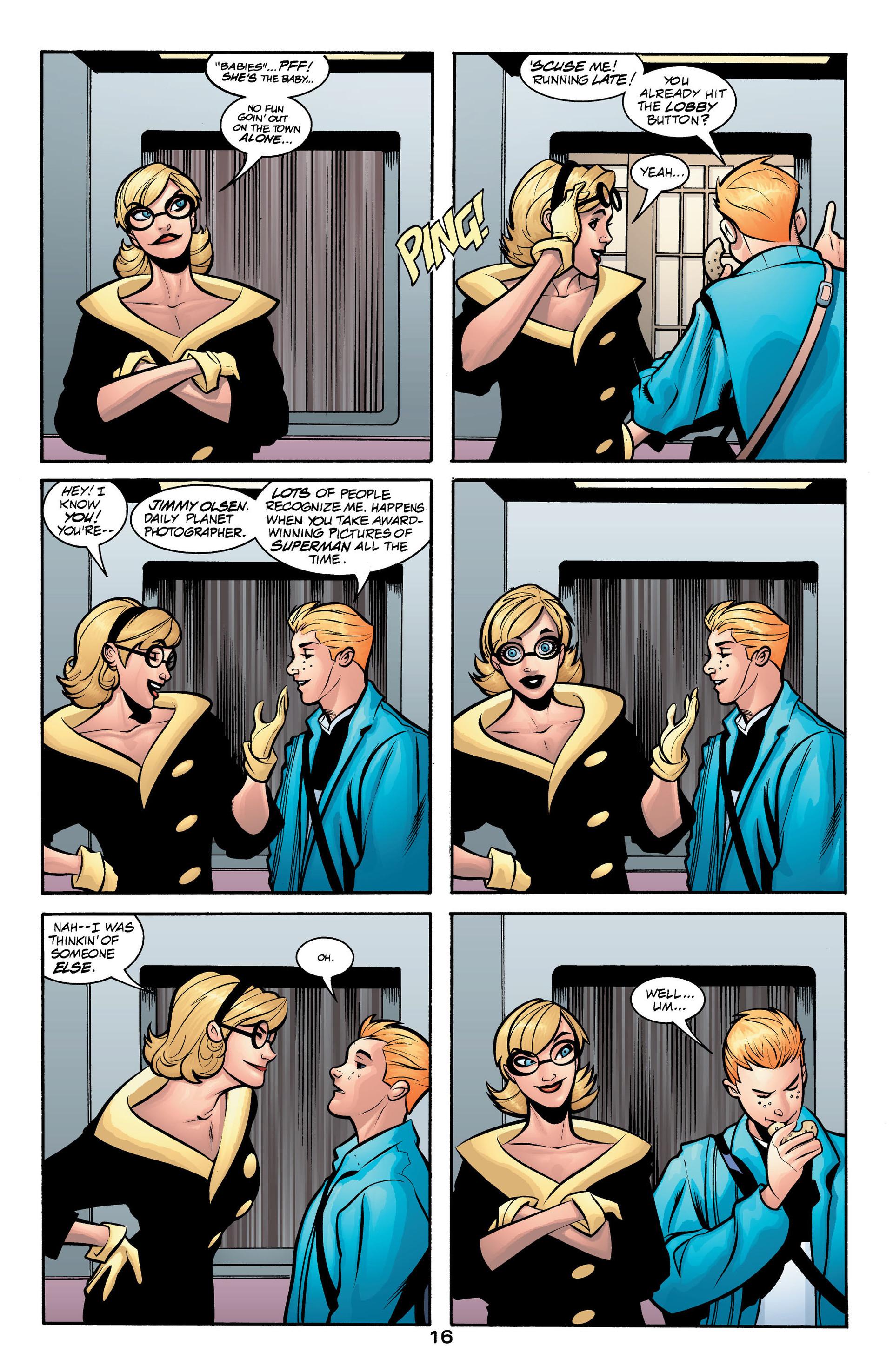 Harley Quinn (2000) Issue #14 #14 - English 16