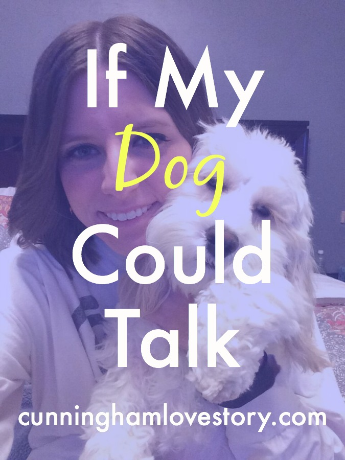 If_My_Dog_Could_Talk_