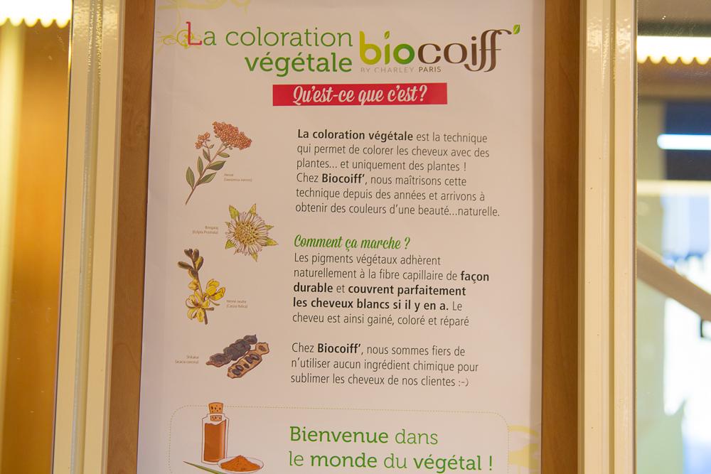 J'ai testé la coloration végétale Biocoiff