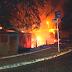 Incêndio destrói feira livre de cidade baiana