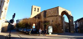 Sangüesa, Iglesia de San Salvador.