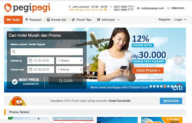 4 Situs Booking Tiket Pesawat dan Hotel Terfavorit