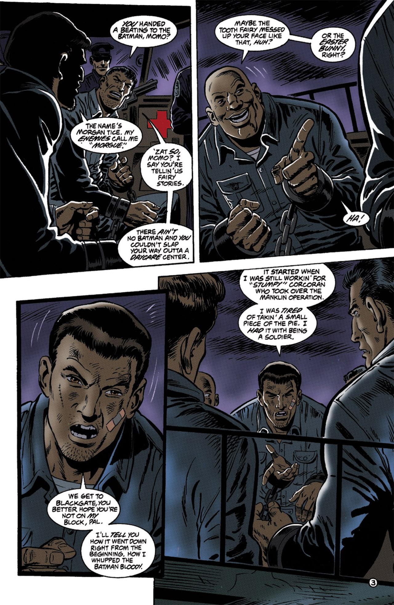 Detective Comics (1937) 719 Page 3