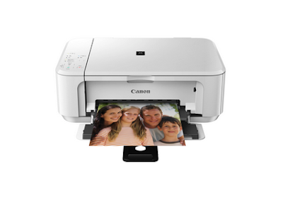 Canon Pixma MG3520 Software & Drivers Download