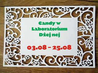 Candy w Laboratorium Dżej Nej<br><i>do 28 sierpnia</i>