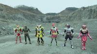Kamen Rider crossover lineup