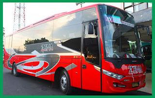 Bus Pariwisata Zena Trans