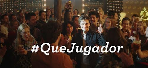 El comercial #QueJugador premiado por Luchemos por la Vida