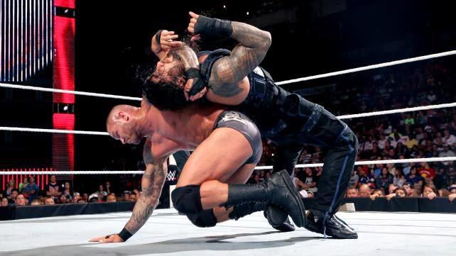 Triple Threat Cle Wrestling Lockup With Brandon 9 9 14 Raw