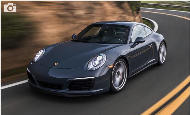 2019 Porsche 911 Carrera 4s Coupe Review Cars Auto