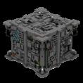 Icono de MOC: Borg Scout Cube