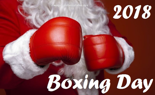 Happy Boxing Day Images Picture Quotes 2018 : 26 December