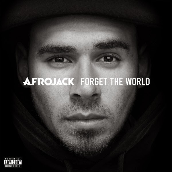 Afrojack - Forget the World (Deluxe Version)  Cover