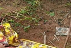 , This Is Disturbing Photo of A Day Old Baby Abandoned Along The Expressway, Latest Nigeria News, Daily Devotionals & Celebrity Gossips - Chidispalace