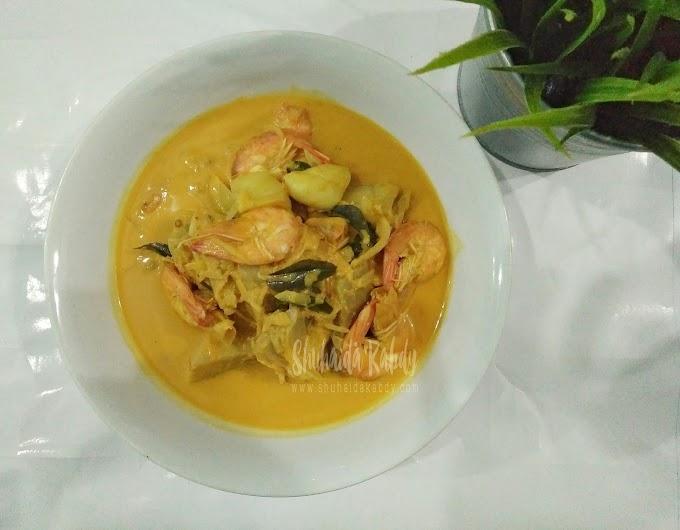 Resepi Gulai Nangka