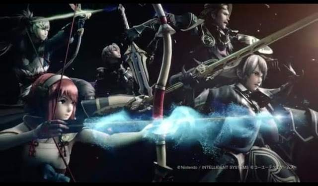 Fourth Screenshot from Fire Emblem Warriors Opening Movie