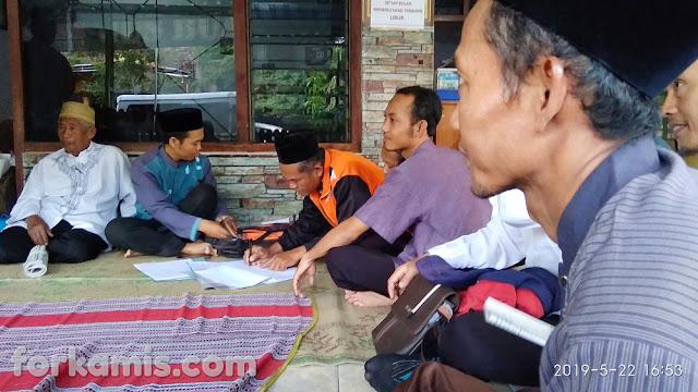 Forkamis Gelar Buka Bersama dan Musyawarah Dengan Anggota
