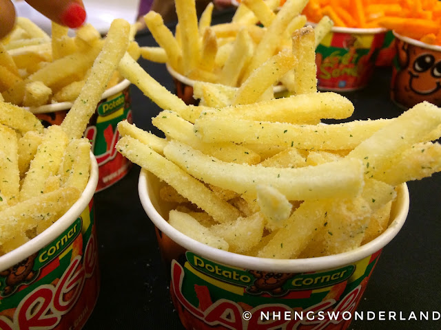 potato fries - sm city masinag