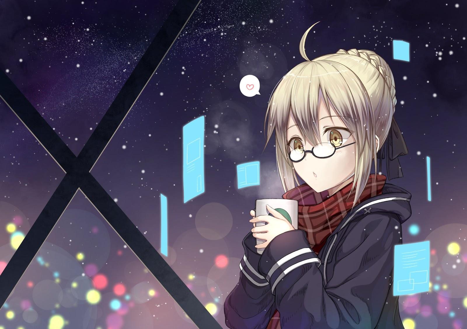 Fate AowVN%2B%252873%2529 - [ Hình Nền ] Anime Fate/GrandOrder tuyệt đẹp Full HD | Wallpaper