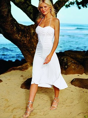 Beach Wedding Dresses