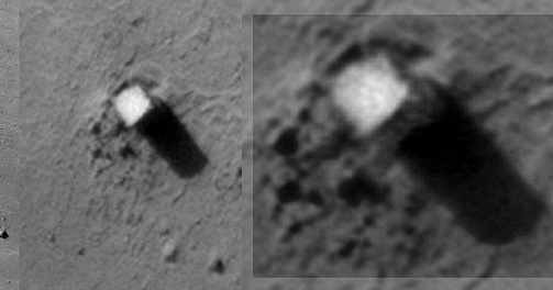 free to find truth: Arizona   The Monolith on Mars & Buzz ...