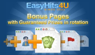 Easyhits4u tutorial como ganhar dinheiro.