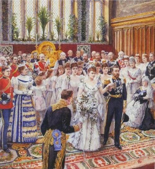 York st john wedding
